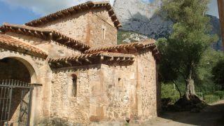 Iglesia prerrománica de Santa María de Lebeña