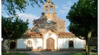 Iglesia de San Esteban de Leces