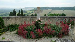 Bastión del château condal, Lectoure