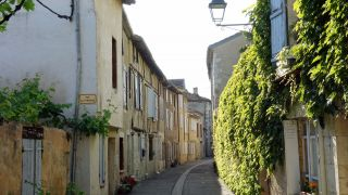 Rue René Antichan, Lectoure