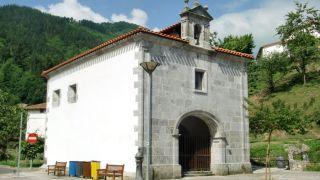 Ermita de Santa Marina, Legorreta