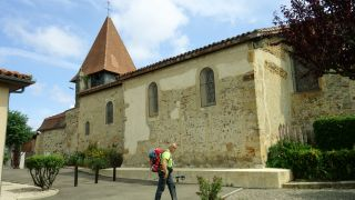 Iglesia de Saint-Michel, Lelin-Lapujolle