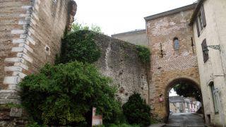 Puerta de le Esquirette, Lescar