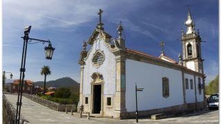 Iglesia de San Antonio, Ponte de Lima
