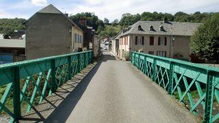 Puente sobre el río Neste, Lortet