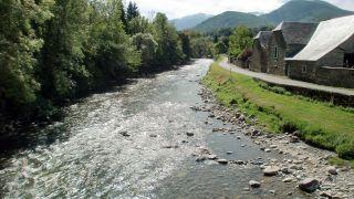 El río Neste, Lortet