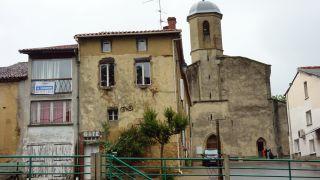 Iglesia de Manciet