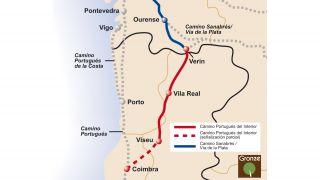Camino Portugués Interior