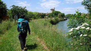 A la orilla del Adour, Maubourguet