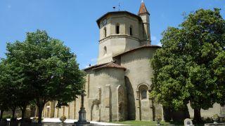 Iglesia de Saint-Martin, Maubourguet