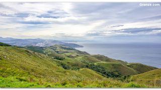 Monte Jaizkibel, hacia San Sebastián