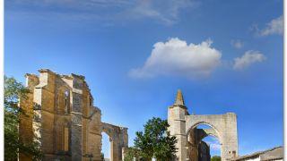 Ruinas del convento de San Antón, Castrojeriz