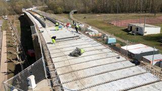 Obras en Puente Villarente