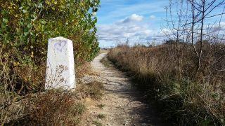 El Camino de verdad es interno (Foto: El Camino Francés «al revés», de Foncebadón a Astorga)