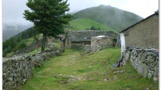 La aldea de Montefurado, Camino Primitivo