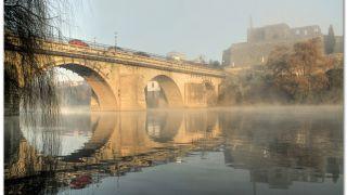 Puente de Barcelos, sobre el río Cávado