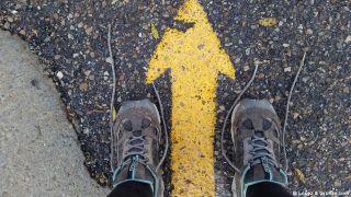 El verdadero pecado es andar con los pies mojados.