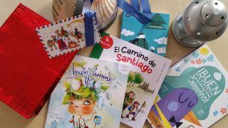 Libros del Camino de Santiago para niños