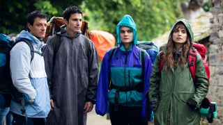 Fotograma de la serie «3 Caminos»