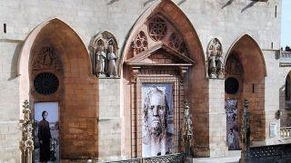 Las futuras nuevas puertas de bronce para la Catedral de Burgos
