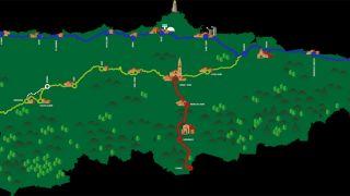 Asturias y sus caminos