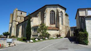Iglesia de Miradoux