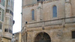 Iglesia de Santa María de Altamira, Miranda de Ebro