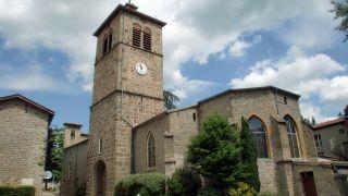 Iglesia de Saint-Julien-Molin-Molette
