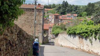 Entrada a Saint-Julien-Molin-Molette