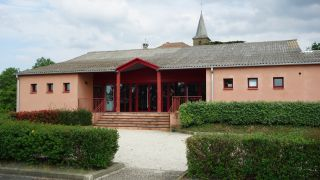 Marie y Foyer communal, Monlezun