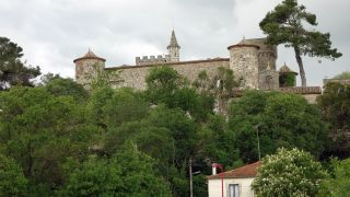 Château, Montarnaud