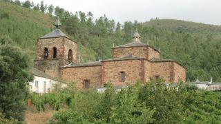 Iglesia de San Miguel, Montefurado