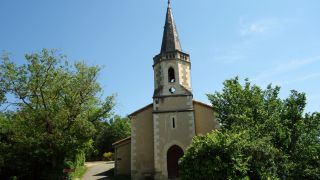 Iglesia de Montégut (Gers)