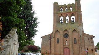 Iglesia Saint-André, Montgiscard