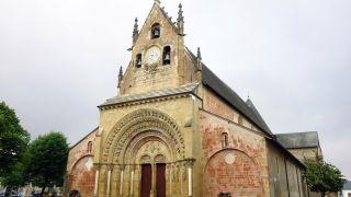Iglesia de Sainte-Foy, Morlaàs