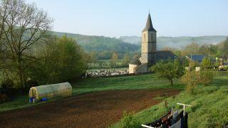 Iglesia de Saint-Étienne, Murat-sur-Vèbre