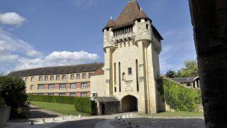 Porte du Croux, Nevers
