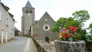 Iglesia de Noailhac