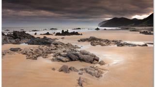 Playa de Trengandín, Noja