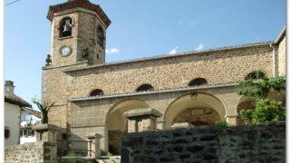 Iglesia de Olagüe