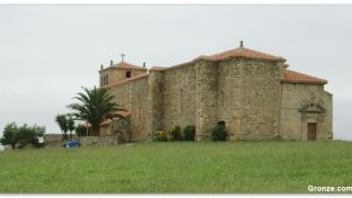 Iglesia de San Pedro, Oreña