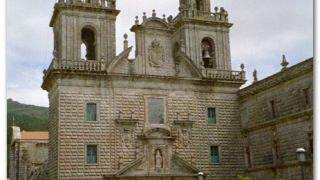 Iglesia del Monasterio de Oseira