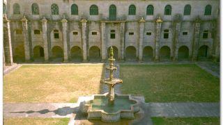 Claustro del Monasterio de Oseira