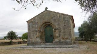 Iglesia de Nossa Senhora da Azinheira, Outeiro Seco