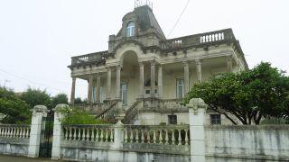 Palacete neoclásico en Mourisca do Vouga