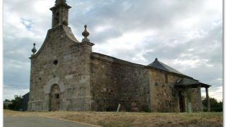 Iglesía de Santa María, Palacios de Valduerna
