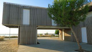 Instalaciones del parque del Tajo, Póvoa de Santa Iria