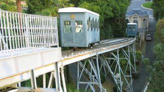 Funicular en Pau