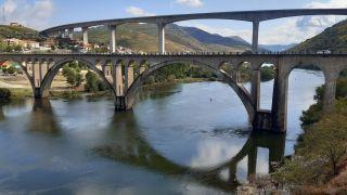 Puentes sobre el río Douro, Peso da Régua
