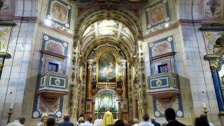 Iglesia da Piedade en Santarém